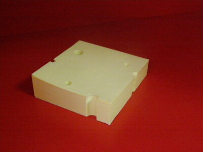 Блок-кубик с клейким краем